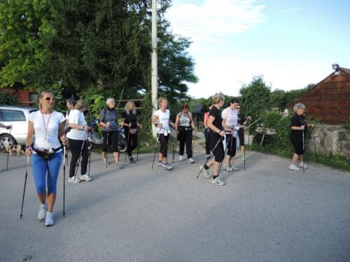 Nordic Walkig Monte Sambuco e Allegra Fattoria (20)