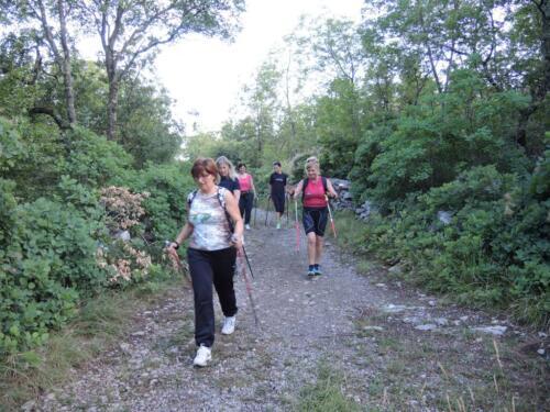 Nordic Walkig Monte Sambuco e Allegra Fattoria (24)