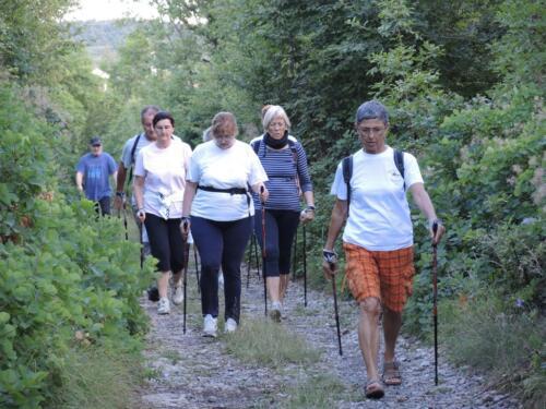Nordic Walkig Monte Sambuco e Allegra Fattoria (25)