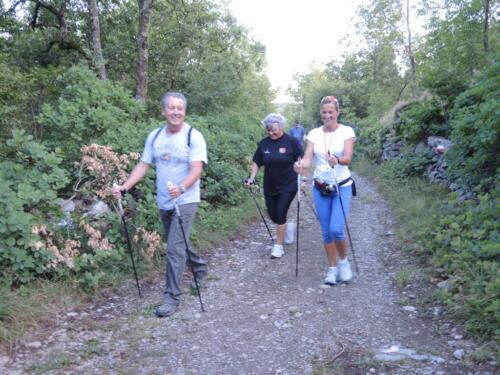 Nordic Walkig Monte Sambuco e Allegra Fattoria (26)