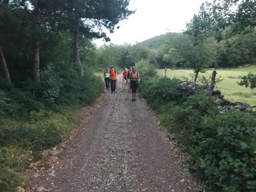 Nordic Walking Duino - Eclissi di Luna 19-07-2018(CA1)