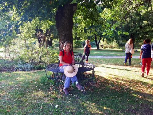 Passeggiata bucolica a Villa de Nordis Gorizia 05-07-2018 (S2)