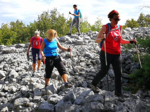 San Pelagio - Šempolaju - Castelliere di Slivia 07-07-2018 (D18)