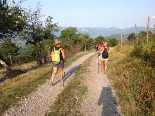 Škrbina - Sentiero delle More 22-08-2018 (S6)